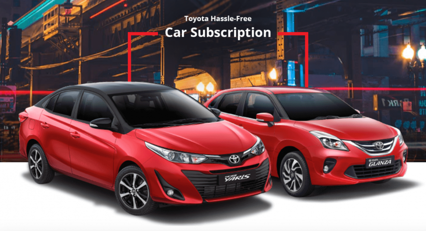 Toyota India bets on leasing, short-term subscriptions Image #1163603