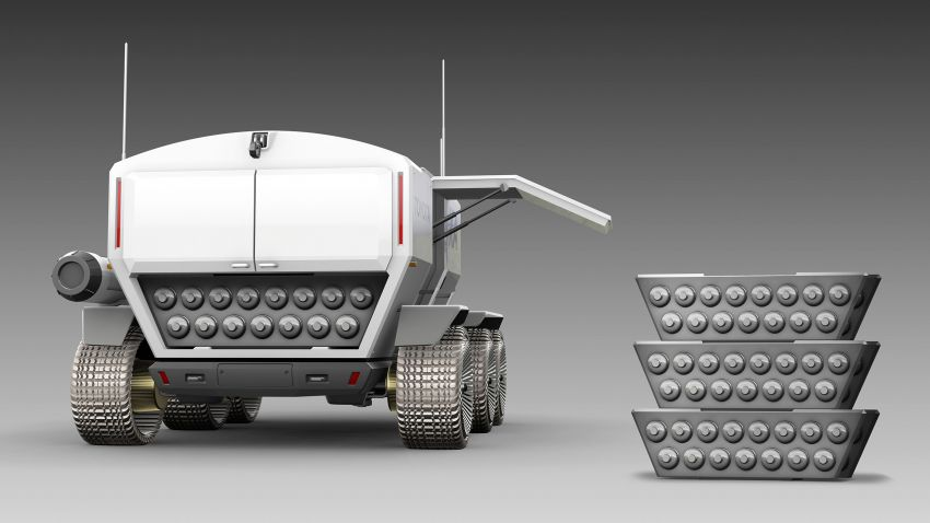 Toyota Lunar Cruiser – pressurised lunar rover jointly developed with JAXA gets a nickname; 2029 launch Image #1168779