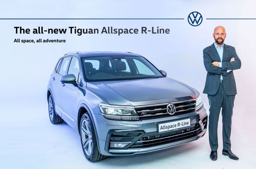 Volkswagen Tiguan Allspace launched in Malaysia – 1.4 TSI Highline, 2.0 TSI R-Line 4Motion, from RM165k Image #1158775