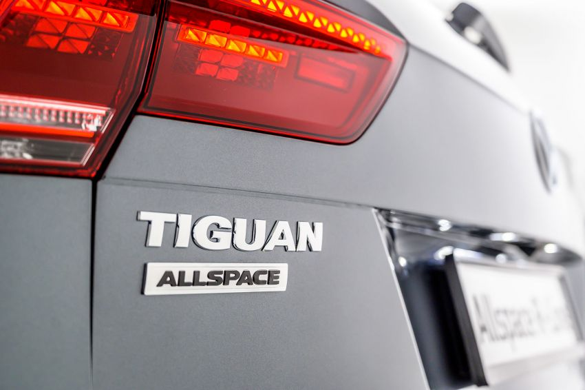 Volkswagen Tiguan Allspace launched in Malaysia – 1.4 TSI Highline, 2.0 TSI R-Line 4Motion, from RM165k Image #1158776
