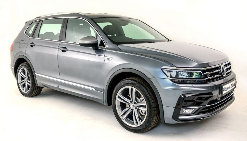 Volkswagen Tiguan Allspace launched in Malaysia – 1.4 TSI Highline, 2.0 TSI R-Line 4Motion, from RM165k Image #1158778