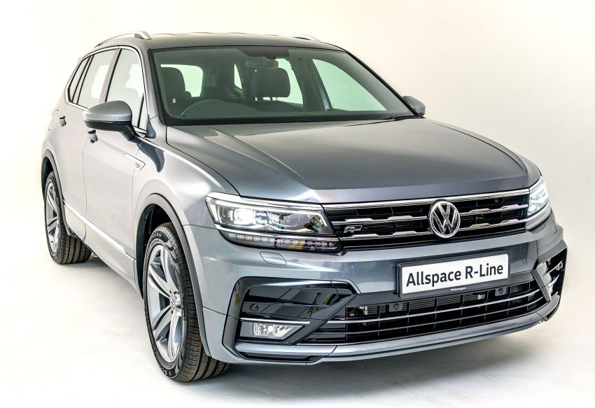 Volkswagen Tiguan Allspace launched in Malaysia – 1.4 TSI Highline, 2.0 TSI R-Line 4Motion, from RM165k Image #1158779