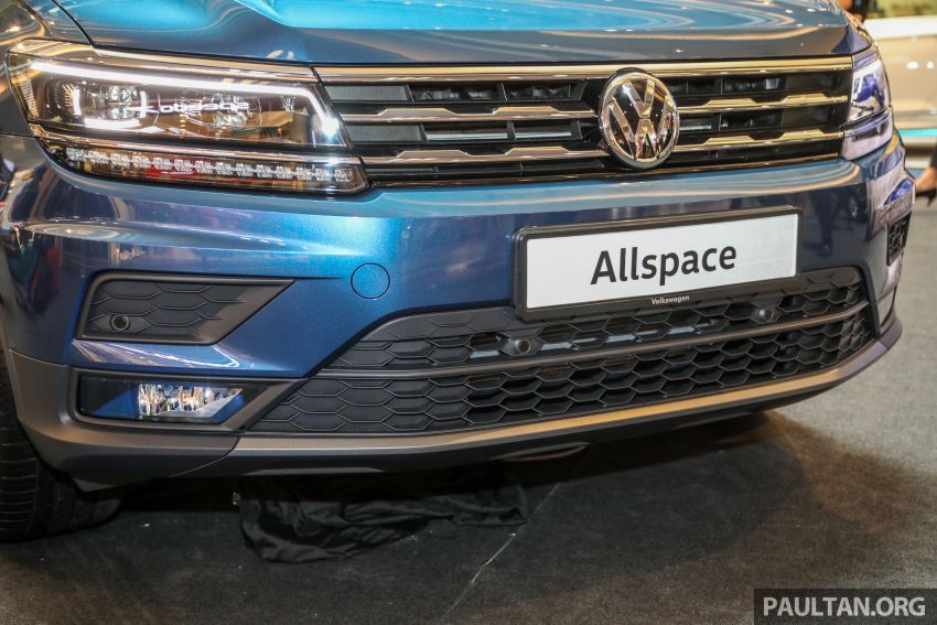 Volkswagen Tiguan Allspace launched in Malaysia – 1.4 TSI Highline, 2.0 TSI R-Line 4Motion, from RM165k Image #1159297