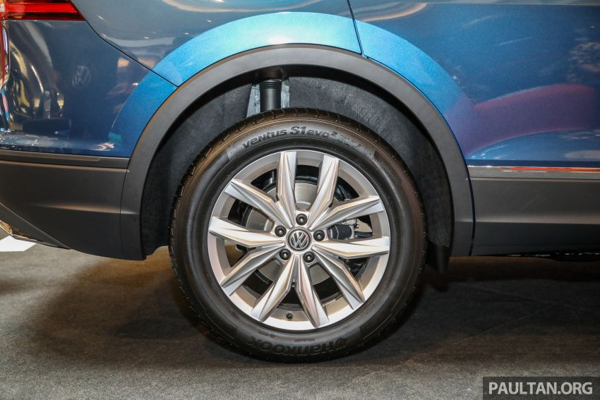 Volkswagen Tiguan Allspace launched in Malaysia – 1.4 TSI Highline, 2.0 TSI R-Line 4Motion, from RM165k Image #1159304