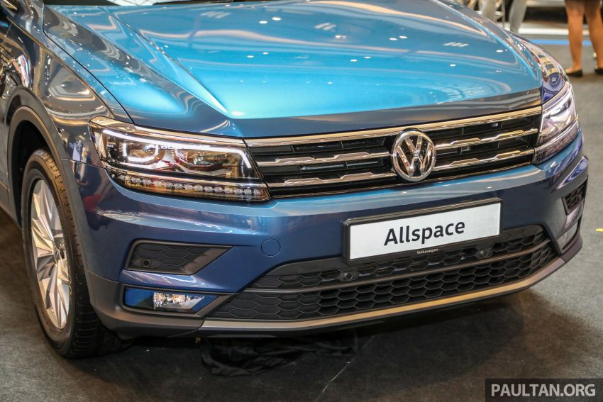 Volkswagen Tiguan Allspace launched in Malaysia – 1.4 TSI Highline, 2.0 TSI R-Line 4Motion, from RM165k Image #1159292