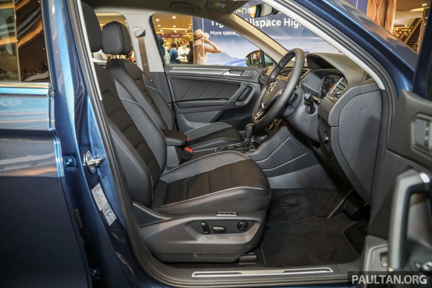 Volkswagen Tiguan Allspace launched in Malaysia – 1.4 TSI Highline, 2.0 TSI R-Line 4Motion, from RM165k Image #1159328