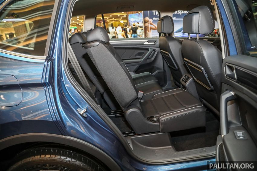Volkswagen Tiguan Allspace launched in Malaysia – 1.4 TSI Highline, 2.0 TSI R-Line 4Motion, from RM165k Image #1159333