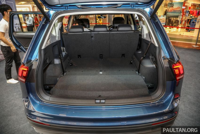 Volkswagen Tiguan Allspace launched in Malaysia – 1.4 TSI Highline, 2.0 TSI R-Line 4Motion, from RM165k Image #1159340