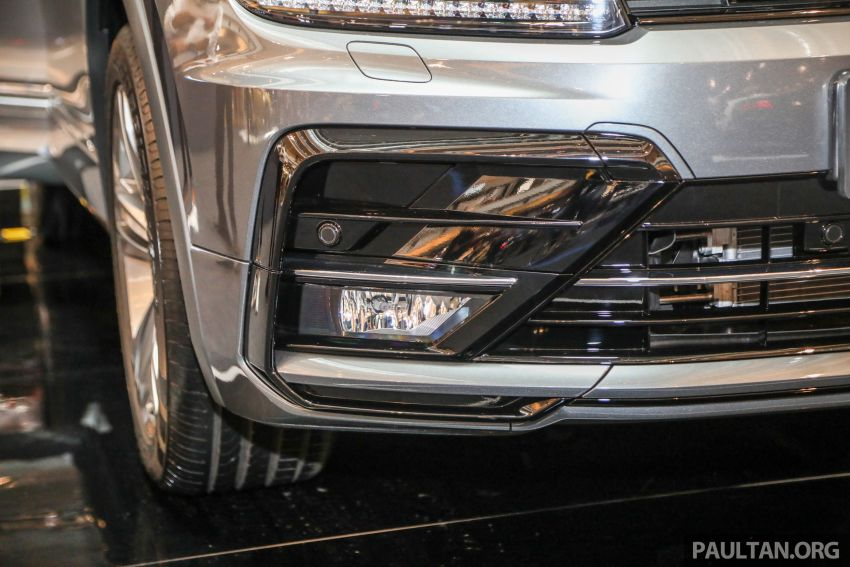Volkswagen Tiguan Allspace launched in Malaysia – 1.4 TSI Highline, 2.0 TSI R-Line 4Motion, from RM165k Image #1159372