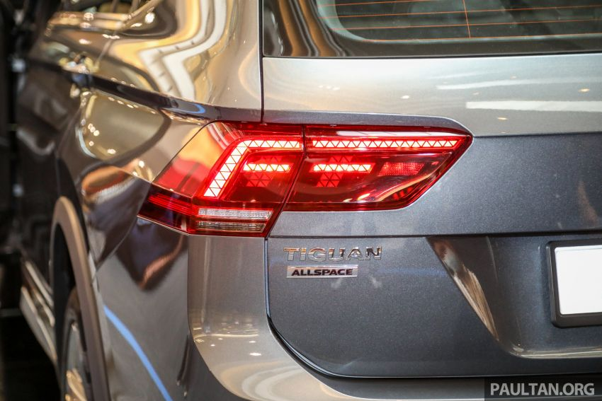 Volkswagen Tiguan Allspace launched in Malaysia – 1.4 TSI Highline, 2.0 TSI R-Line 4Motion, from RM165k Image #1159388