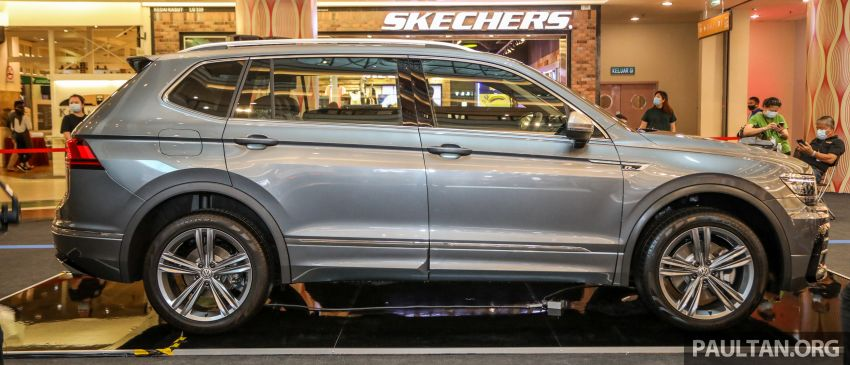 Volkswagen Tiguan Allspace launched in Malaysia – 1.4 TSI Highline, 2.0 TSI R-Line 4Motion, from RM165k Image #1159365