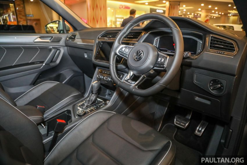 Volkswagen Tiguan Allspace launched in Malaysia – 1.4 TSI Highline, 2.0 TSI R-Line 4Motion, from RM165k Image #1159403