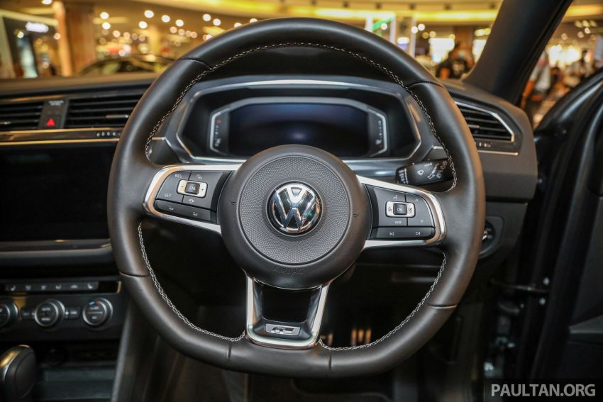 Volkswagen Tiguan Allspace launched in Malaysia – 1.4 TSI Highline, 2.0 TSI R-Line 4Motion, from RM165k Image #1159406