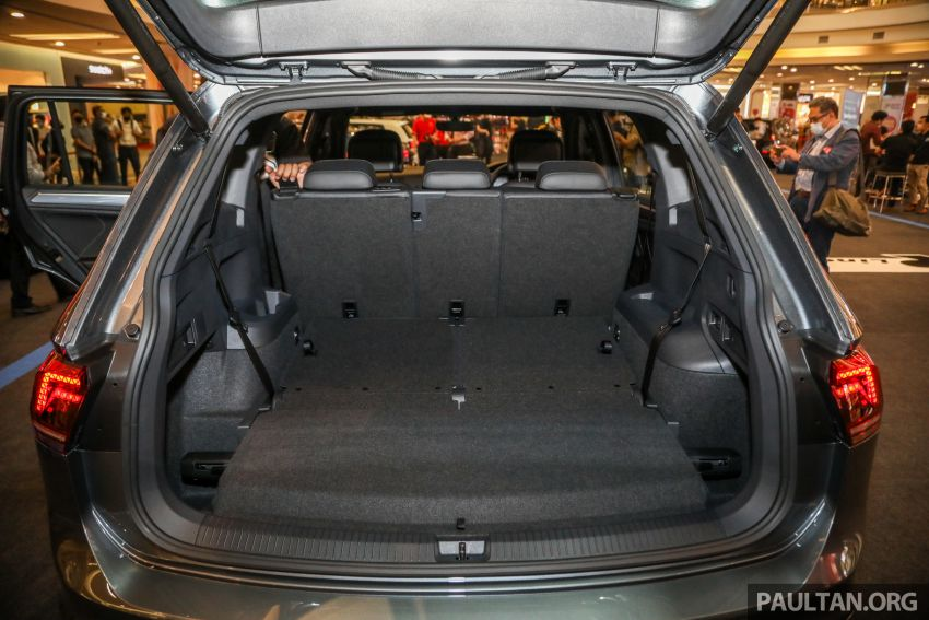 Volkswagen Tiguan Allspace launched in Malaysia – 1.4 TSI Highline, 2.0 TSI R-Line 4Motion, from RM165k Image #1159471