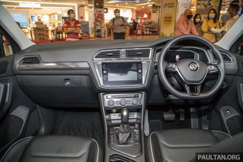 Volkswagen Tiguan Allspace launched in Malaysia – 1.4 TSI Highline, 2.0 TSI R-Line 4Motion, from RM165k Image #1159046