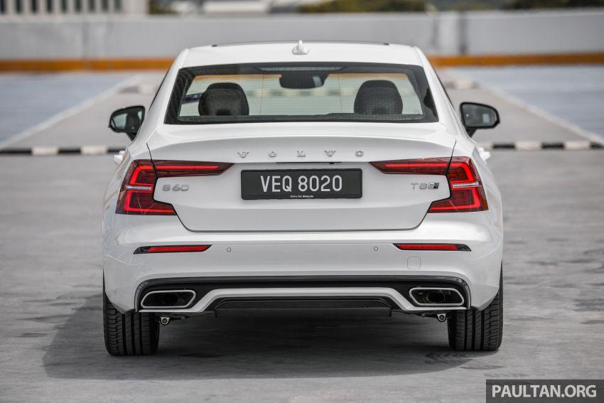 PANDU UJI: Volvo S60 T8 Twin Engine – lebih nakal? Image #1168604