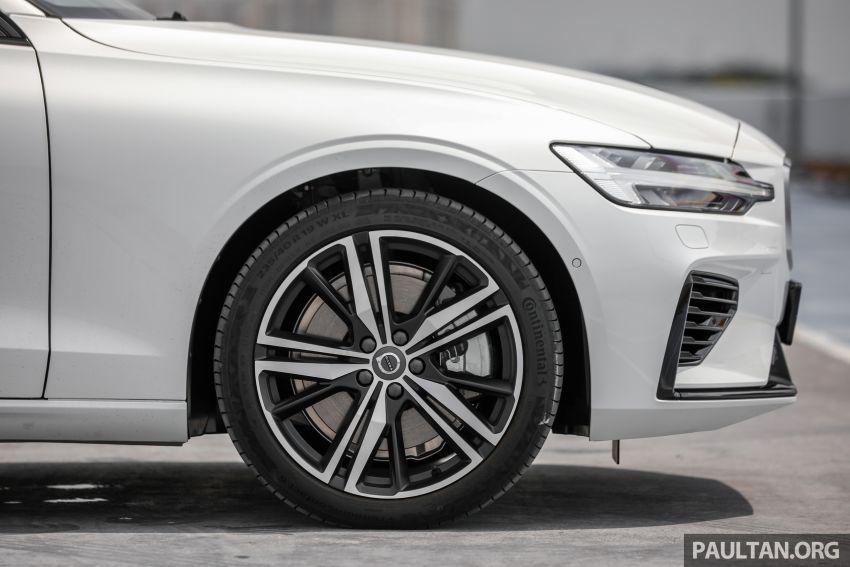 PANDU UJI: Volvo S60 T8 Twin Engine – lebih nakal? Image #1168607