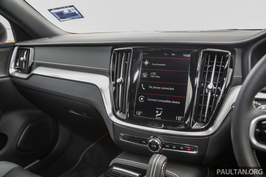 PANDU UJI: Volvo S60 T8 Twin Engine – lebih nakal? Image #1168622