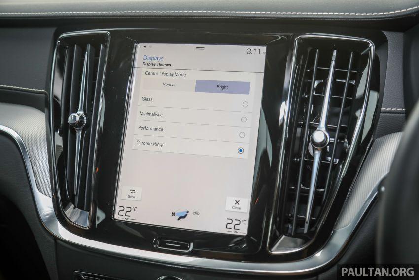 PANDU UJI: Volvo S60 T8 Twin Engine – lebih nakal? Image #1168627