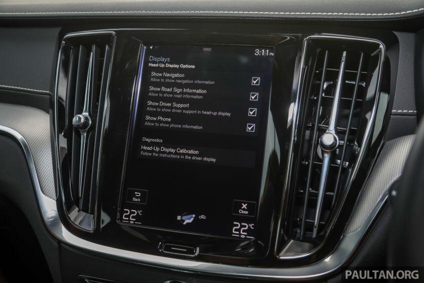 PANDU UJI: Volvo S60 T8 Twin Engine – lebih nakal? Image #1168628