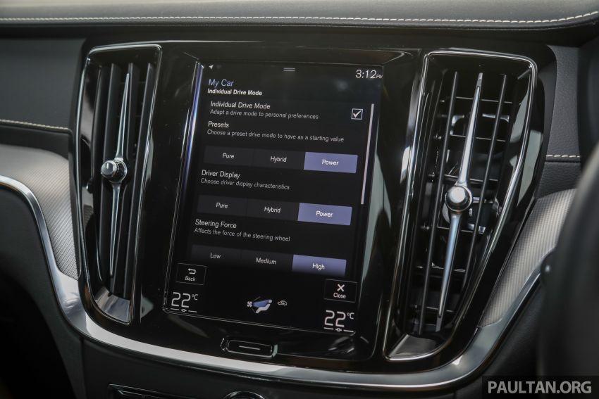PANDU UJI: Volvo S60 T8 Twin Engine – lebih nakal? Image #1168630
