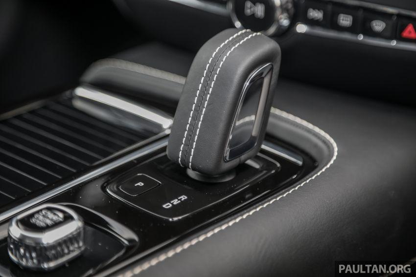 PANDU UJI: Volvo S60 T8 Twin Engine – lebih nakal? Image #1168636