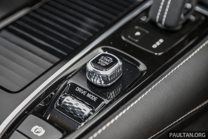 PANDU UJI: Volvo S60 T8 Twin Engine – lebih nakal? Image #1168638