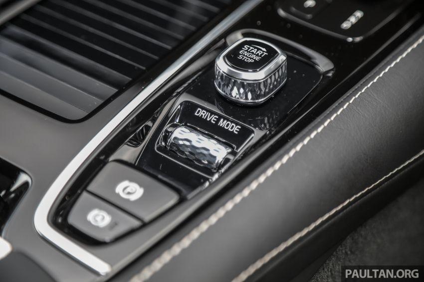 PANDU UJI: Volvo S60 T8 Twin Engine – lebih nakal? Image #1168639