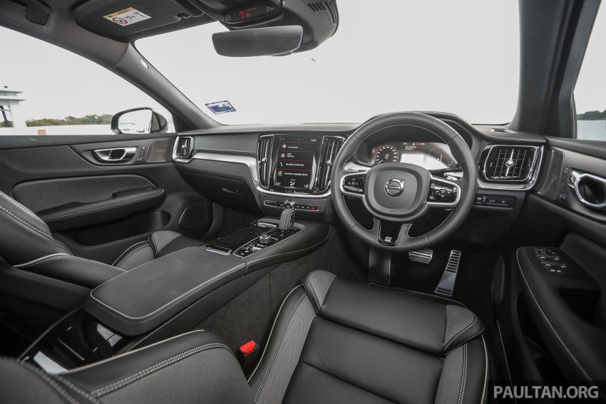 PANDU UJI: Volvo S60 T8 Twin Engine – lebih nakal? Image #1168647