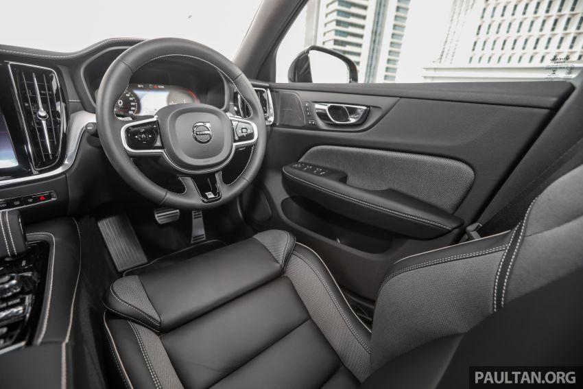 PANDU UJI: Volvo S60 T8 Twin Engine – lebih nakal? Image #1168649