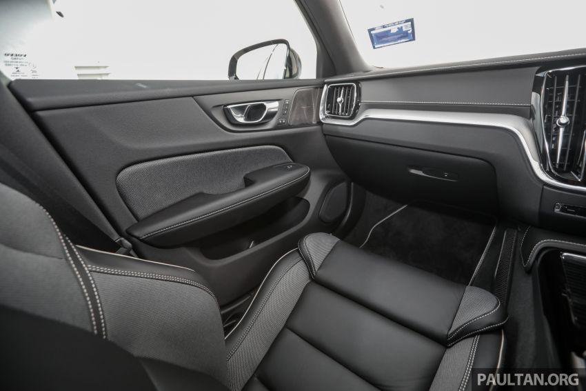 PANDU UJI: Volvo S60 T8 Twin Engine – lebih nakal? Image #1168650