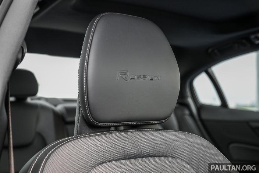 PANDU UJI: Volvo S60 T8 Twin Engine – lebih nakal? Image #1168654