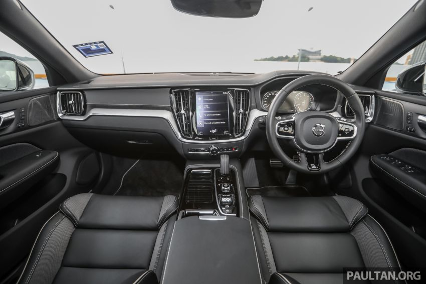PANDU UJI: Volvo S60 T8 Twin Engine – lebih nakal? Image #1168660