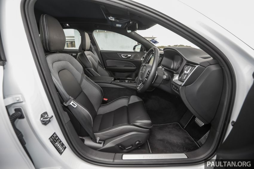 PANDU UJI: Volvo S60 T8 Twin Engine – lebih nakal? Image #1168661