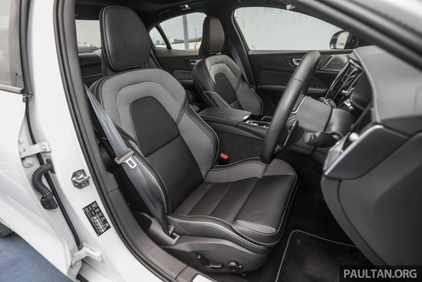 PANDU UJI: Volvo S60 T8 Twin Engine – lebih nakal? Image #1168662