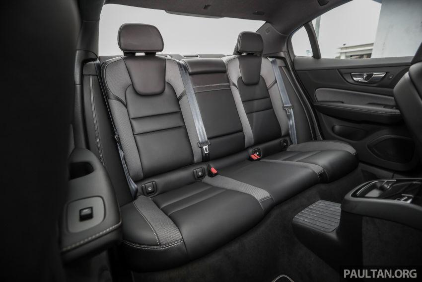 PANDU UJI: Volvo S60 T8 Twin Engine – lebih nakal? Image #1168664