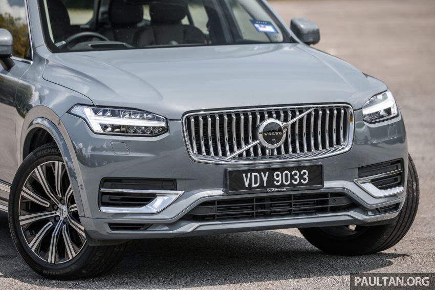 GALLERY: 2020 BMW X5 xDrive45e vs Volvo XC90 T8 – Malaysia's best-selling PHEV SUV models side-by-side Image #1164576