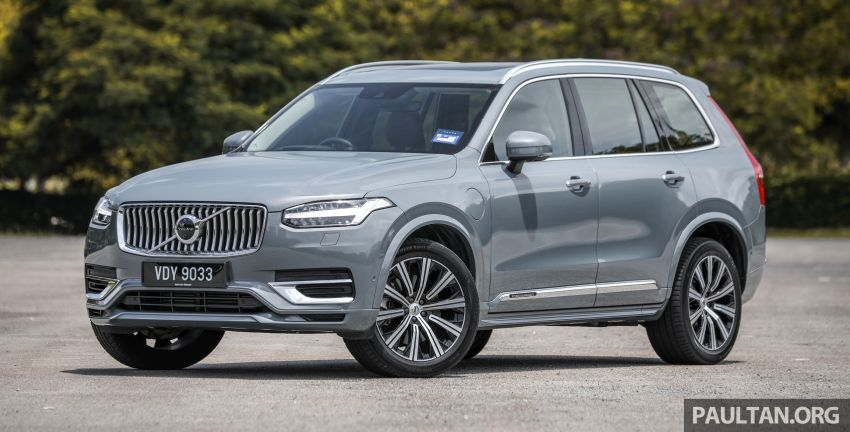 GALLERY: 2020 BMW X5 xDrive45e vs Volvo XC90 T8 – Malaysia's best-selling PHEV SUV models side-by-side Image #1164563