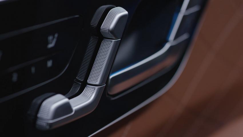 W223 Mercedes-Benz S-Class – videos show interior Image #1161674