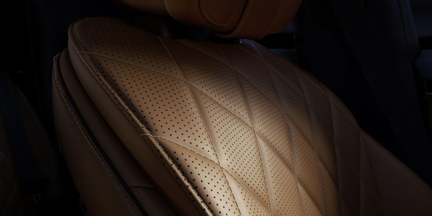 W223 Mercedes-Benz S-Class – interior gets revealed Image #1160096