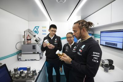 Petronas Trackside Fluid Engineers – we talk to En De Liow and Stephanie Travers about Formula 1 in 2020 Image #1163515