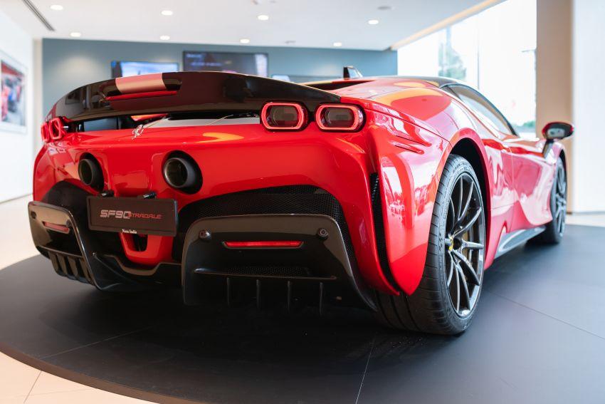 Ferrari SF90 Stradale dilancarkan di M'sia – 3,990 cc V8, klac berkembar 8-kelajuan baharu; dari RM1.908j Image #1178721