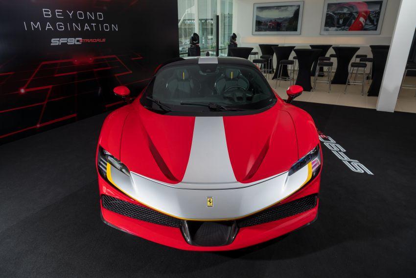 Ferrari SF90 Stradale dilancarkan di M'sia – 3,990 cc V8, klac berkembar 8-kelajuan baharu; dari RM1.908j Image #1178725