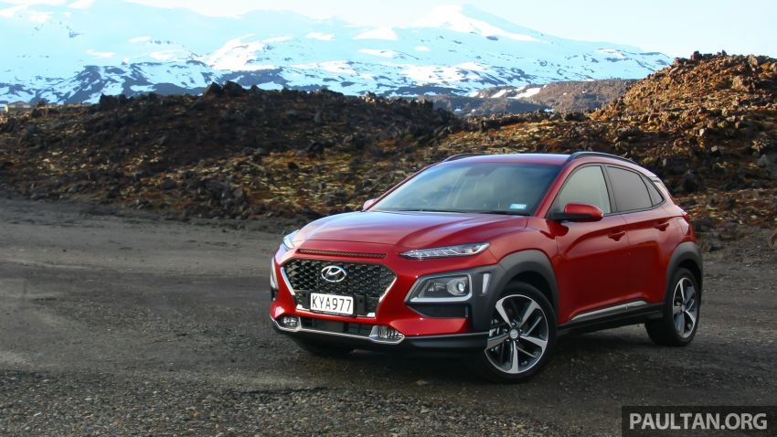 DRIVEN: Hyundai Kona – styled up, best when boosted Image #1175306
