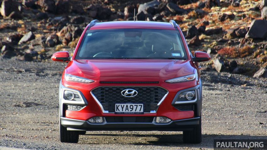 DRIVEN: Hyundai Kona – styled up, best when boosted Image #1175305
