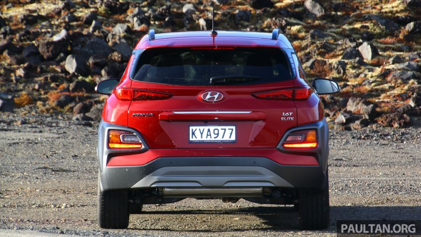DRIVEN: Hyundai Kona – styled up, best when boosted Image #1175304