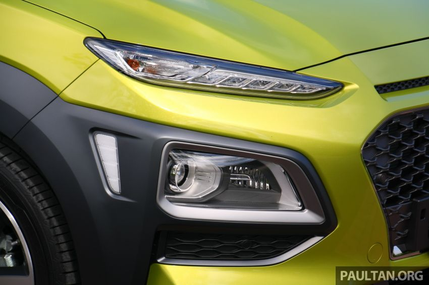 DRIVEN: Hyundai Kona – styled up, best when boosted Image #1175321