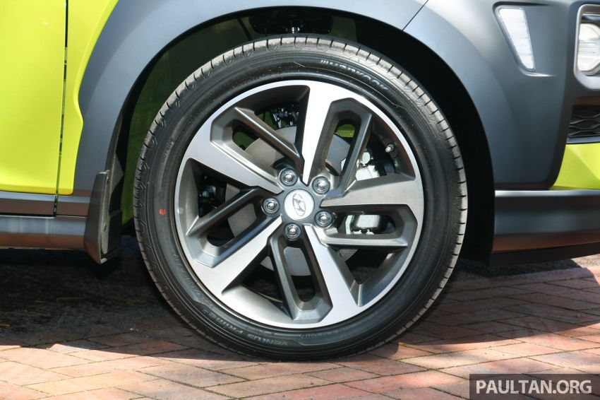 DRIVEN: Hyundai Kona – styled up, best when boosted Image #1175319