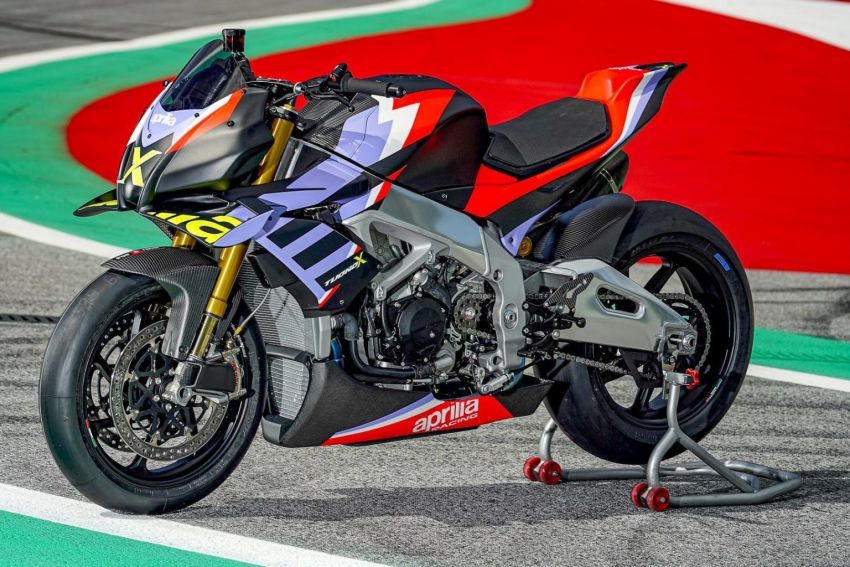 2020 Aprilia Tuono V4 X unveiled, only 10 to be made Image #1169524