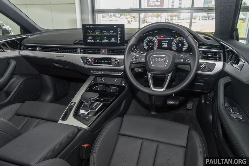 2020 Audi A5 Sportback facelift previewed in M'sia – 190 PS 2.0 TFSI and 249 PS quattro variants offered Image #1182691